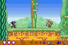 Klonoa 2 - Dream Champ Tournament ingame screenshot