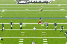 Madden NFL 06 ingame screenshot