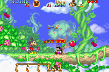 Magical Quest Starring Mickey & Minnie ingame screenshot
