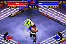 Mike Tyson Boxing ingame screenshot