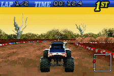 Monster Trucks ingame screenshot