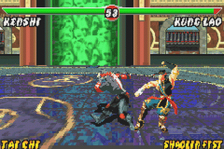 Mortal Kombat - Deadly Alliance ingame screenshot