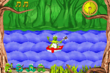 Muppets, The - On with the Show! ingame screenshot