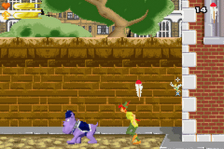Peter Pan - Return to Neverland ingame screenshot