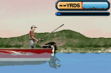 Rapala Pro Fishing ingame screenshot