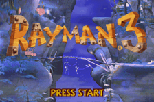 Rayman - 10th Anniversary ingame screenshot