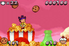 Rugrats - Castle Capers ingame screenshot