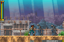 Shaman King - Master of Spirits 2 ingame screenshot