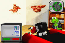 Spy Muppets - License to Croak ingame screenshot