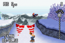 SSX Tricky ingame screenshot