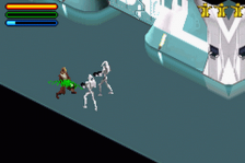 Star Wars - Jedi Power Battles ingame screenshot