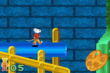 Stuart Little 2 ingame screenshot