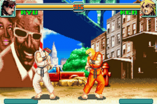 Super Street Fighter II Turbo - Revival ingame screenshot