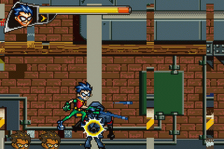 Teen Titans 2 ingame screenshot