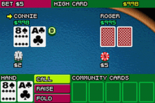 Texas Hold 'em Poker ingame screenshot