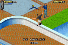 Tony Hawk's Pro Skater 4 ingame screenshot