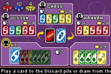 Uno 52 ingame screenshot