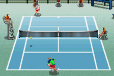 Virtua Tennis ingame screenshot