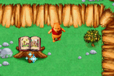 Winnie the Pooh's Rumbly Tumbly Adventure ingame screenshot