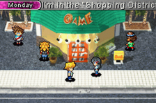 Yu-Gi-Oh! - 7 Trials to Glory - World Championship Tournament 2005 ingame screenshot