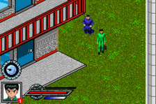 Yu Yu Hakusho - Ghostfiles - Spirit Detective ingame screenshot