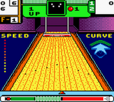 10-Pin Bowling ingame screenshot