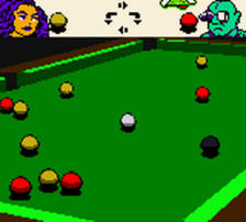 3D Pocket Pool ingame screenshot