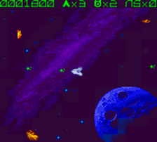 Asteroids ingame screenshot