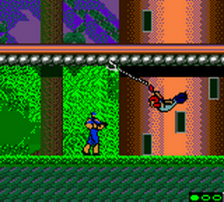 Bionic Commando - Elite Forces ingame screenshot