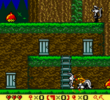 Bugs Bunny in Crazy Castle 4 ingame screenshot