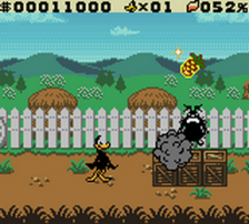 Daffy Duck - Fowl Play ingame screenshot