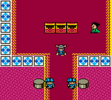Dragon Warrior I & II ingame screenshot