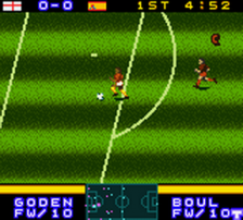 International Superstar Soccer 2000 ingame screenshot