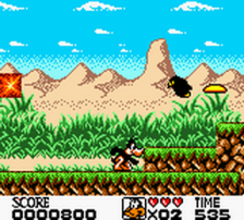 Looney Tunes ingame screenshot
