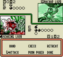 Pokemon Trading Card Game ingame screenshot