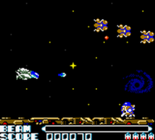 R-Type DX ingame screenshot