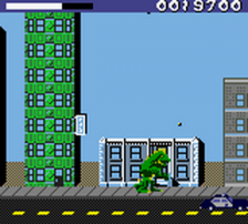 Rampage - World Tour ingame screenshot