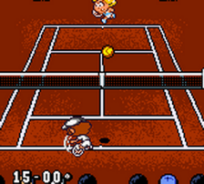 Roland Garros French Open ingame screenshot