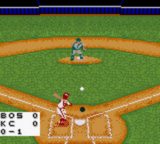 Triple Play 2001 ingame screenshot