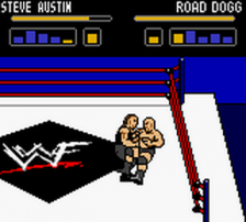 WWF WrestleMania 2000 ingame screenshot