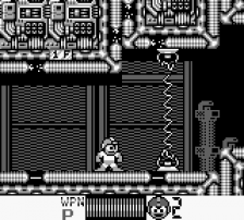Mega Man III ingame screenshot