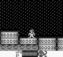 Mega Man IV ingame screenshot