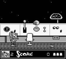 Ren & Stimpy Show, The - Space Cadet Adventures ingame screenshot