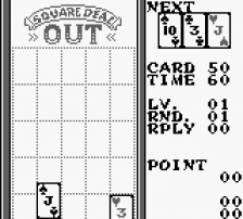 Square Deal - The Game of Two-Dimensional Poker ingame screenshot