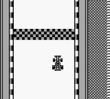 Sunsoft Grand Prix ingame screenshot
