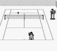 Top Rank Tennis ingame screenshot