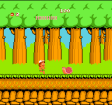 Adventure Island Classic ingame screenshot