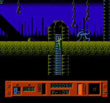 Alien 3 ingame screenshot