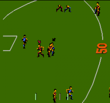 Aussie Rules Footy ingame screenshot