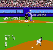 Bases Loaded II - Second Season ingame screenshot